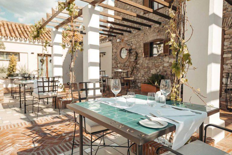 Fons Restaurant Venue Terrace