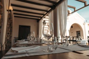 Fons Restaurant Venue Terrace