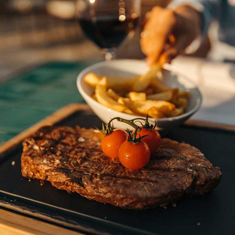 Grilled Meat - BBQ Fons Restaurant Estepona